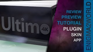 Review VU+ Ultimo 4k | Deutsch