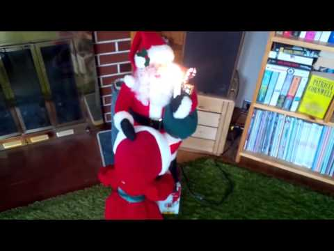 XXX Rated Santa Claus