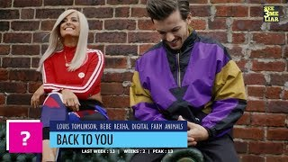 Top 50 Songs This Week, 12 August 2017 (UK Singles Chart)