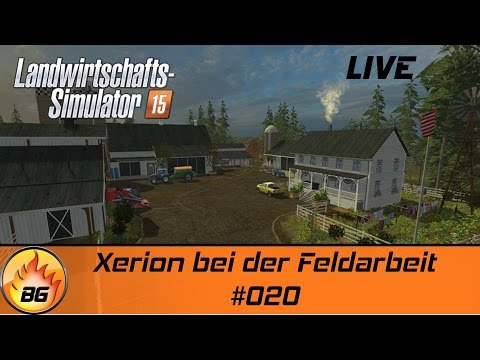 Xxx Mp4 LS 15 OGF USA MP 020 Xerion Bei Der Feldarbeit Let S Play Vom Livestream HD 3gp Sex