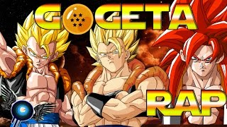 RAP DE GOGETA - IVANGEL MUSIC | DRAGON BALL