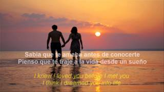 Savage Garden - I knew I loved you (subtitulos en Español & English) HD by WarriorMiklo