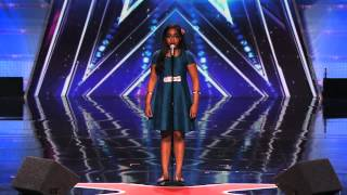 Arielle Baril Auditions on America's Got Talent Season 10