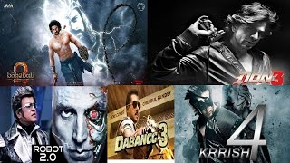 Upcoming Bollywood Movies 2017|| and 2018||, Top Movies Trailers ||Bollywood Lessons