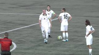 2015 WAC Men's Soccer Tournament Semifinals Highlights