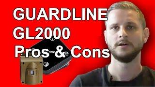 Review: Guardline GL2000 Wireless Driveway Alarm System
