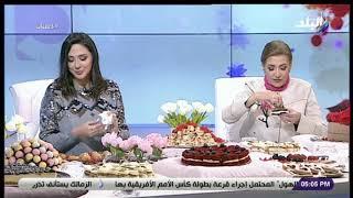 3 ستات - محمود يوسف مصمم الاكلات يقدم ابتكارات المطابخ العالمية .. ووصفات جديدة للفلانتين