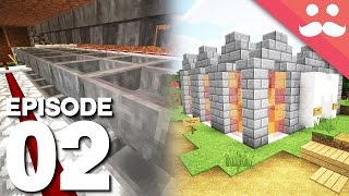 Hermitcraft 5: Episode 2 - Smelters, Withers, NEW SHOPS!