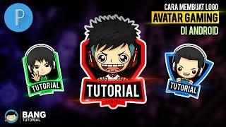 Cara Membuat Logo Avatar Gaming di Hp Android   PIXELLAB TUTORIAL #4