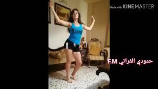 رقص بنت نااار 😱2019/الفنان نوري النجم