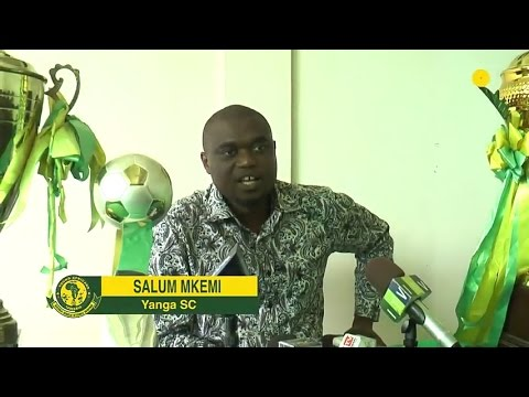 LIVE: Salum Mkemi Amfungukia Ngoma, Yanga Kukosa Uwanja wa Mazoezi
