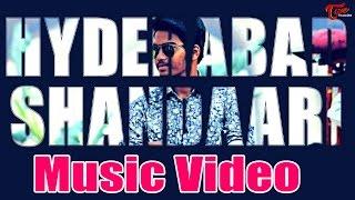 Hyderabad Shandaari || Telugu Rap Song 2016 || Harshith Adigam || #MusicVideo