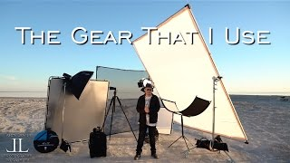 The Gear I Use- a New Series on the Jason Lanier Photography Channel