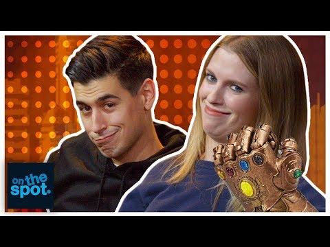 Xxx Mp4 On The Spot Ep 143 Thanos Goes To A Drake Concert Rooster Teeth 3gp Sex