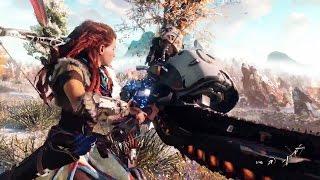 HORIZON ZERO DAWN Trailer [E3 2015] PS4