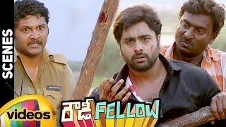Nara Rohit Back Stabbed by Comedian Praveen | Rowdy Fellow Telugu Full Movie Scenes | Rao Ramesh
