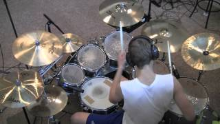 Avenged Sevenfold - Critical Acclaim drum cover