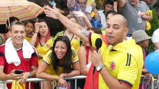 COLOMBIAN PARADE 2017