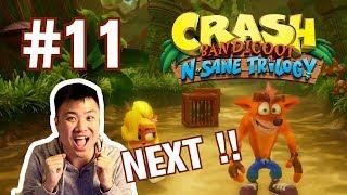 GAME PERTAMA GW DULU KECIL !! - Crash Bandicoot : N. Sane Trilogy [Indonesia] #11