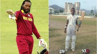 Fastest Centuries in Cricket History, Thomas 21 ball, Bradman 22 ball, Gayle 30 ball, AB De 31 ball
