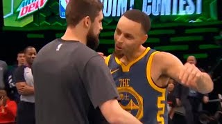 2019 NBA 3 Point Contest Championship Round | Feb 16, 2019 NBA All Star Weekend
