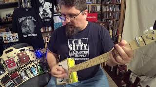 Which PEDAL should I buy for my cigar box guitar?
