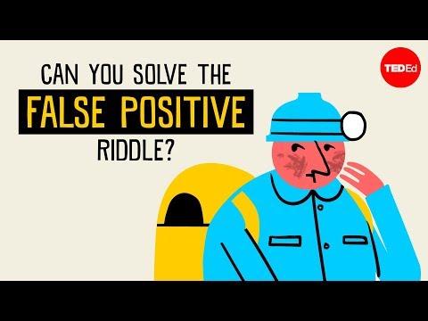 Xxx Mp4 Can You Solve The False Positive Riddle Alex Gendler 3gp Sex