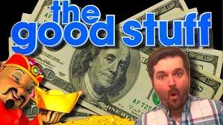THE GOOD STUFF! 💰Slot Machine Bonus Round Zest Festival With SDGuy!