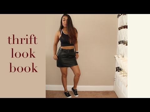 Download Thrift Lookbook | Brand Name Finds & Sexy Outfits 2016 HD Mp4 3GP Video and MP3