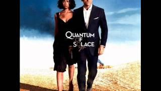 James Bond - Quantum of Solace soundtrack FULL ALBUM
