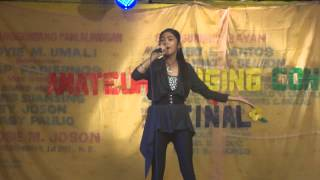 amature singing contest..lipad ng pangarap.kinberly camus,