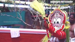 Theyyam.. . . . . Song- Thamburan ezhunalli