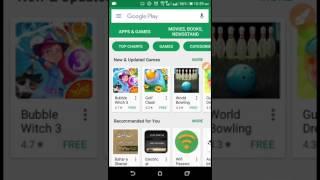 Play store se app downlod nahi horaha