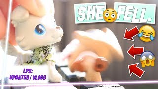 LPS: SHE FELL - Music Video Collab! (feat. Lps Lucyzz) - That