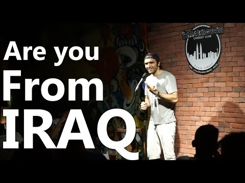 [Stand-up] I think you are from Nigeria - Dash Steam Comedy