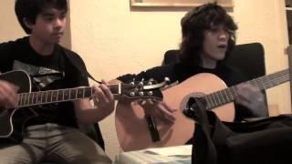 The A.H.I.N. - Bulan 8 Disandakan (Cover) (Acoustic)