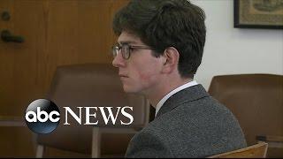 Alleged Prep School Rape Victim Breaks Down on the Stand