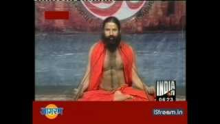 Kapalbhati Pranayama by Swami Ramdev - Onlymyhealth.com