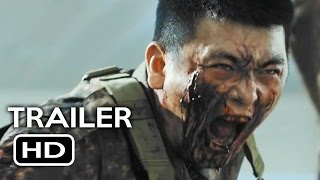 Train to Busan Official Trailer #2 (2016) Yoo Gong Korean Zombie Movie HD