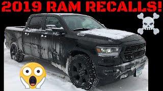 2019 Ram 1500 Recalls!