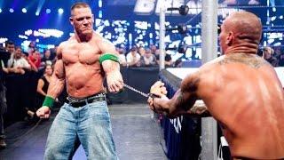 John Cena vs Randy Orton Iron Man Full Match For The WWE Championship Bragging Rights 2009