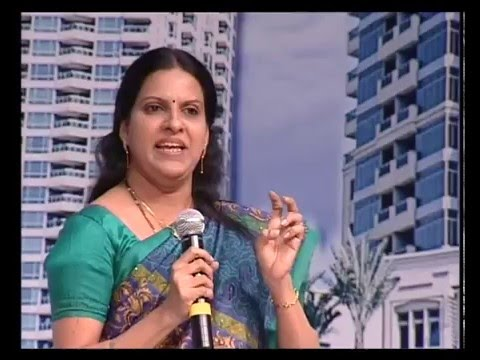 Kalyanamalai |Mrs  Bharathi Baskar's Speech 03 |  Dubai  | 19/2/2016