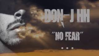 Don-J HH - No Fear