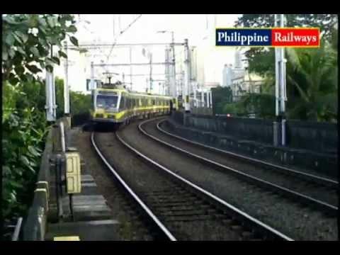 Xxx Mp4 Philippine Railways LRT 2g Arriving At Central Terminal Northbound 3gp Sex