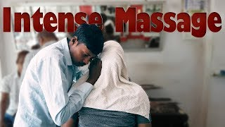 ASMR Extreme Head Massage by Rural Barber