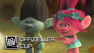 Trolls | Cannes Clip | DreamWorks HD Deutsch OmU German Subtitles (2016)