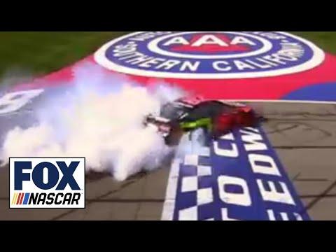 Xxx Mp4 Radioactive Auto Club 400 Yeah I M Done Racing This Expletive NASCAR RACE HUB 3gp Sex