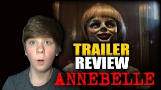 Annebelle Trailer review