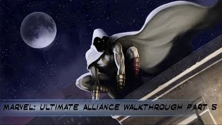 Marvel: Ultimate Alliance PS4 Walkthrough Part  5