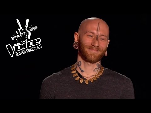 Best Rock & Metal Blind Auditions in THE VOICE [Part 6] Video Clip